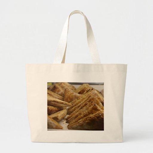 Crispy Pastry Bakery Delight Food Gear Canvas Bag