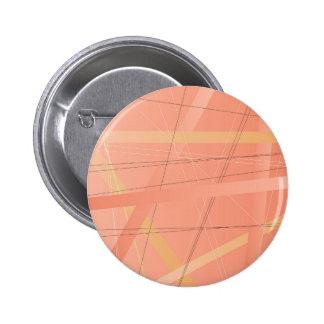 Criss Cross Background 6 Cm Round Badge