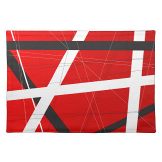 Criss Cross Background Placemat
