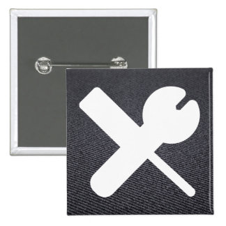Criss Tools Pictograph 15 Cm Square Badge