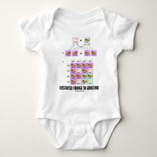 Crisscrossed Through The Generations (Cat Punnett) Shirts