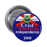 CRIST Senator Button