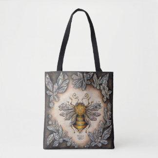 CRISTALbee Tote Bag