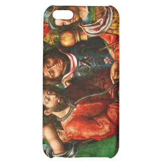 Cristo ante Herodes iPhone 5C Covers
