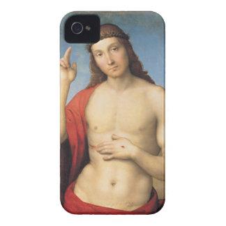 cristo benedicente by Raffaello Sanzio da Urbino Blackberry Case
