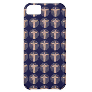 Cristo pattern - Rio iPhone 5C Case