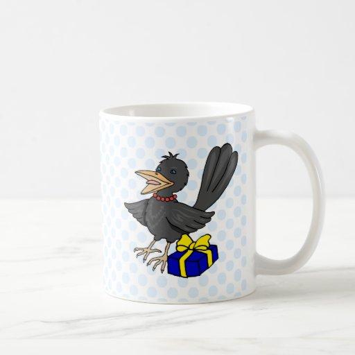 Cristy Crow Coffee Mugs