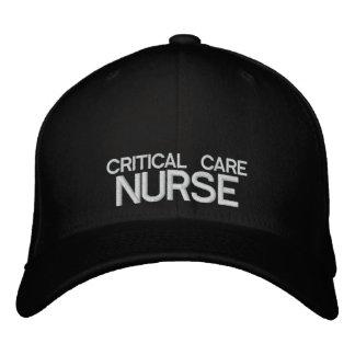 Critical Care Nurse Flexfit Cap