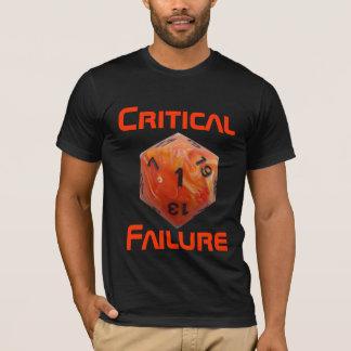 Critical Failure - Miscon 25 - Basic T-Shirt