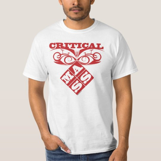 Critical Mass Cycling T-Shirt