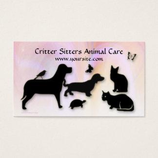 Critter Sitter Animal Care