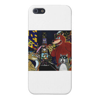 Critters in Times Square Case For iPhone 5