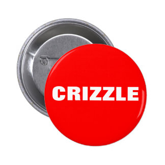 Crizzle 6 Cm Round Badge