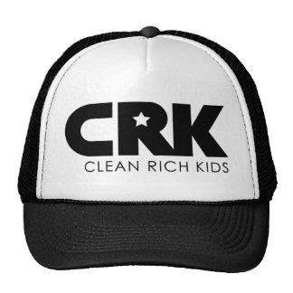 CRK - Clean Rich Kids Cap