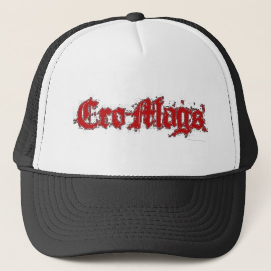 CRO MAGS new Hat Design