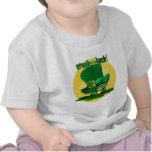 Croak-o-luck Irish T-shirt