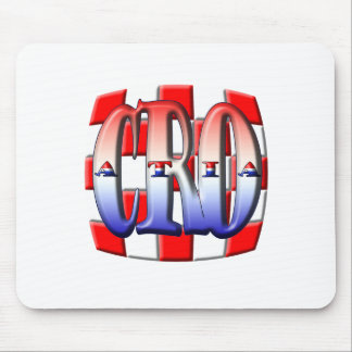 CROATIA 001 MOUSE MAT