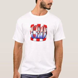 CROATIA 001 T-Shirt
