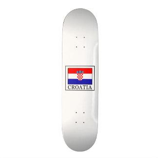 Croatia 19.7 Cm Skateboard Deck