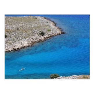 Croatia - Adriatic sea Post Card