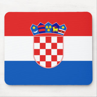 Croatia At The Un, Croatia Mouse Mat