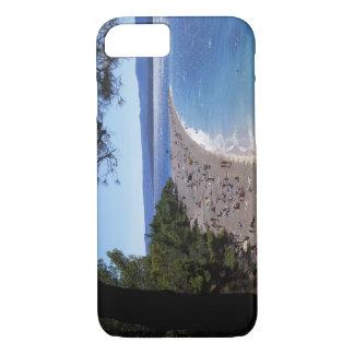 Croatia, Brac Island, Bol, Golden Cape Beach iPhone 8/7 Case