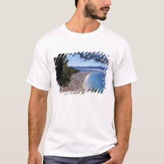 Croatia, Brac Island, Bol, Golden Cape Beach T-Shirt