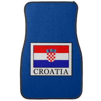Croatia Car Mat