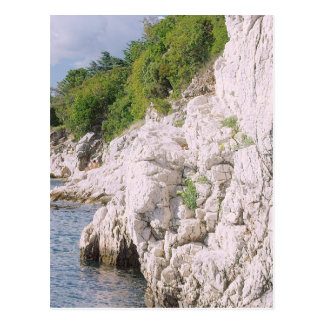 Croatia Coast Postcard