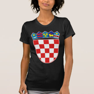 Croatia Coat of arms HR Hrvatska T-Shirt