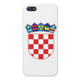 Croatia Coat of Arms iPhone 5 Cover
