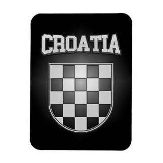 Croatia Coat of Arms Magnet