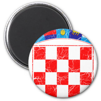 Croatia Coat Of Arms Magnet