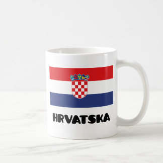 Croatia Coffee Mug