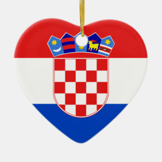 Croatia, Croatia Christmas Ornament