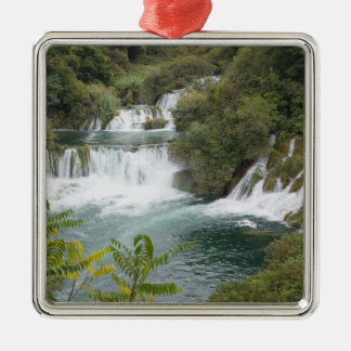 Croatia, Dalmatia, Krka Falls National Park Christmas Ornament