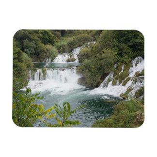 Croatia, Dalmatia, Krka Falls National Park Magnet