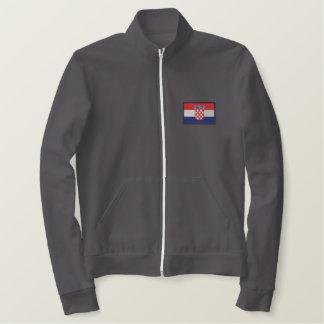 Croatia Embroidered Jacket