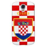 Croatia Flag Galaxy S4 Case