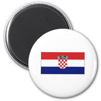 Croatia FLAG International Magnet