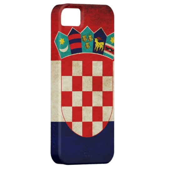 Croatia Flag iPhone 5 Cover