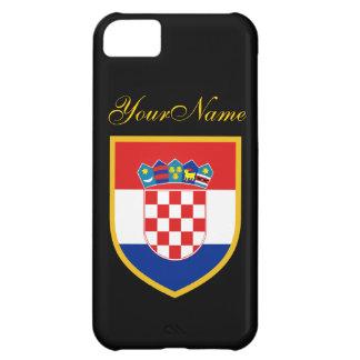 Croatia Flag iPhone 5C Case