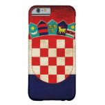 Croatia Flag iPhone 6 Case