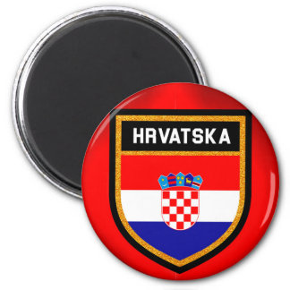 Croatia Flag Magnet