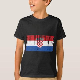 Croatia Flag T-Shirt
