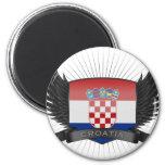 CROATIA FRIDGE MAGNET