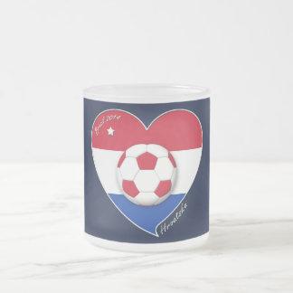 "Croatia ""HRVATSKA"" Soccer Team Soccer the Croatia  Mug"