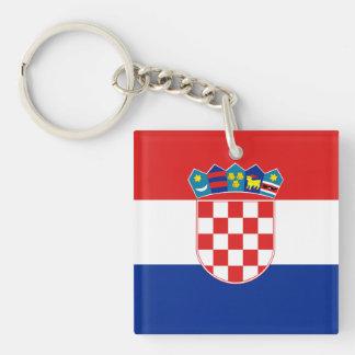 Croatia Key Chain