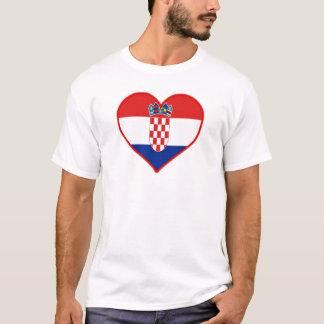 Croatia Love T-Shirt