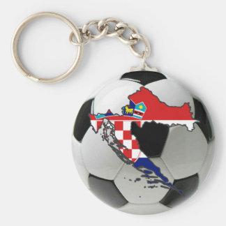 Croatia national team key ring